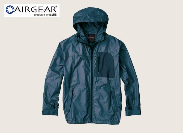 AR12101 AIRGEAR® メンズマウンテンパーカー空調服™の写真
