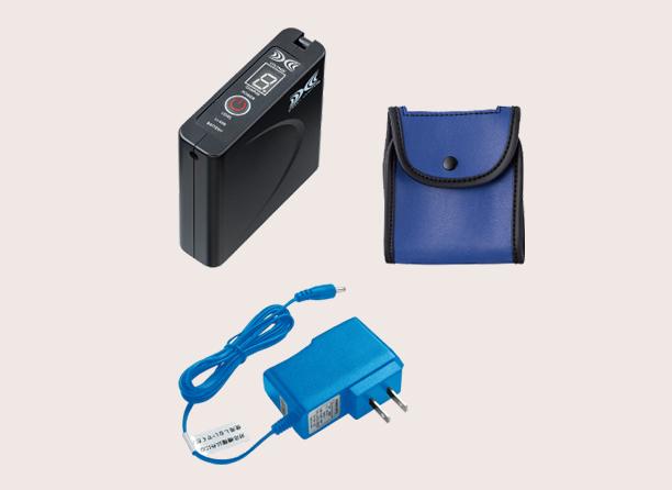 LISUPER1 空調服®パワーファン対応バッテリーセットの写真